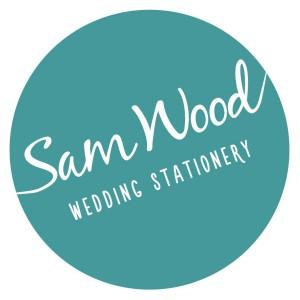 Sam Wood Wedding Stationary