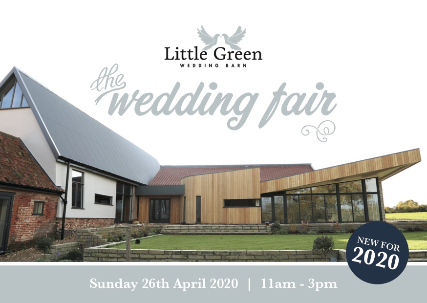 Little Green Wedding Fair venue in Norfolk